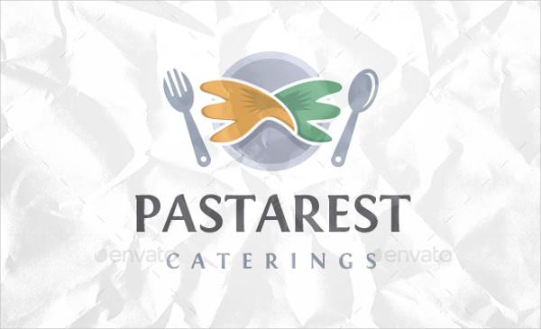 modern restaurant png logo