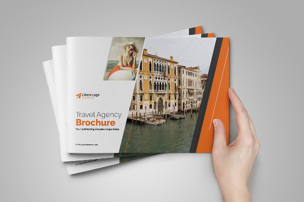 -Modern Travel Brochure