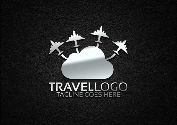 Modern Travel Business Logo