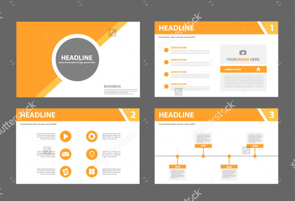 multi purpose marketing brochure