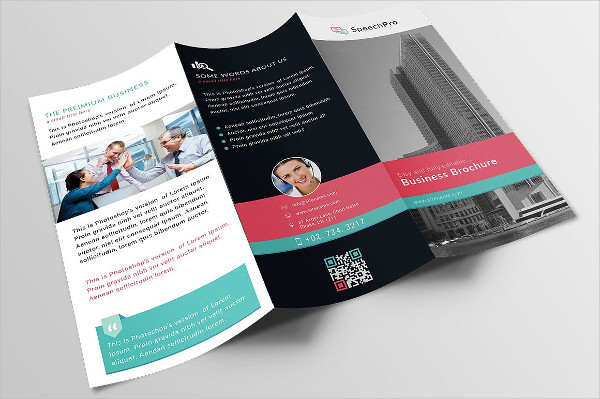 multipurpose advertising tri fold brochure1