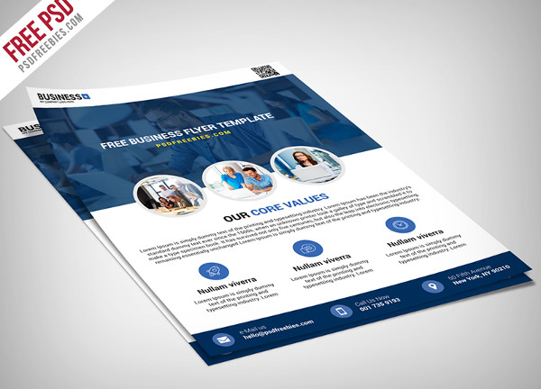 multipurpose business brochure