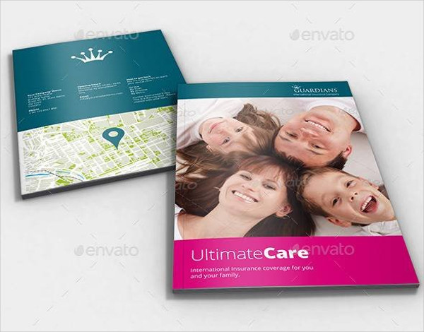 multipurpose insurance company brochure