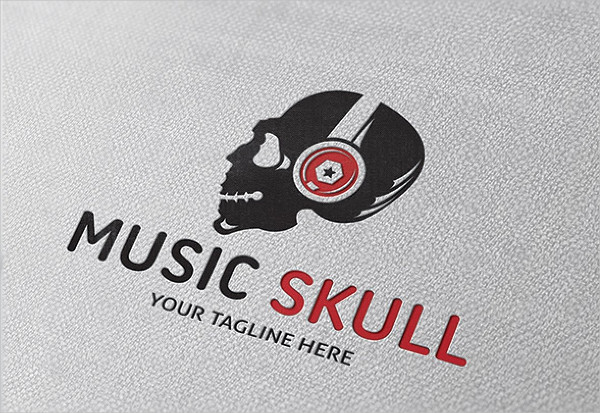 music band logo sample