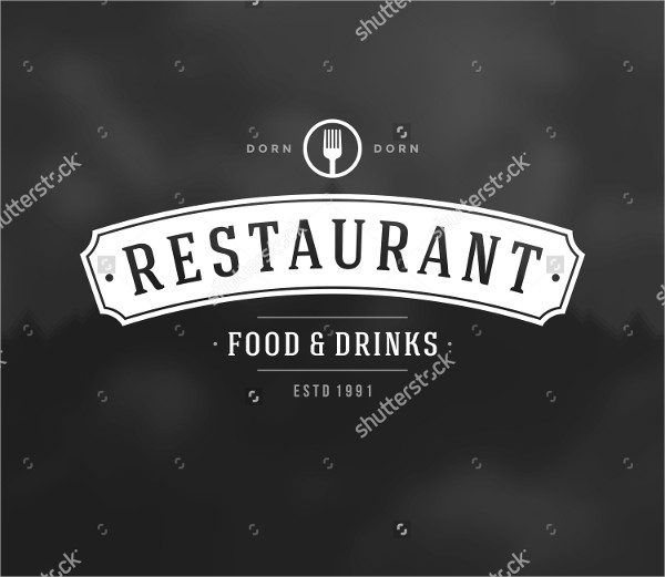 new restaurant business logo