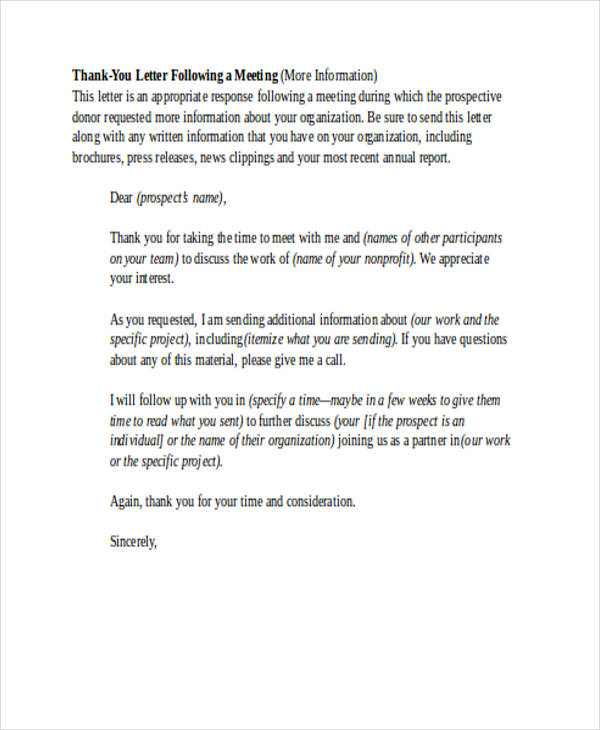 69 thank you letter examples non profit organization thank you letter expocarfo Choice Image