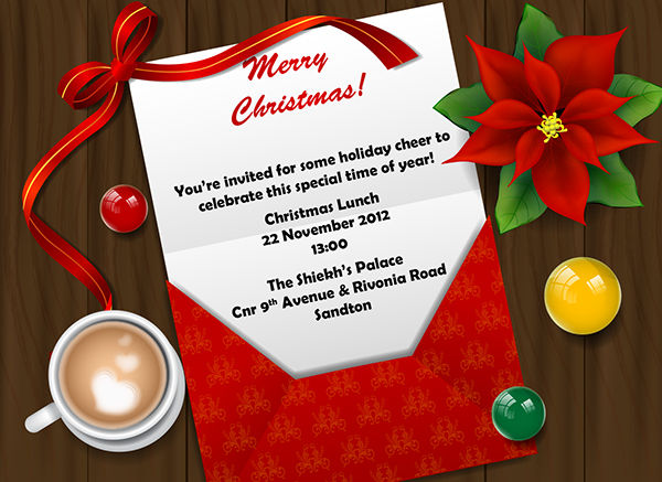 free 22  lunch invitation designs  u0026 examples in psd