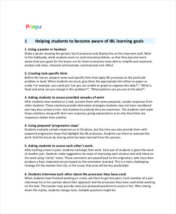 62+ examples of lesson plans word, pdf | examples.