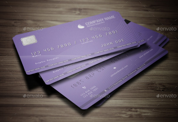 -Personal Business Credit Card