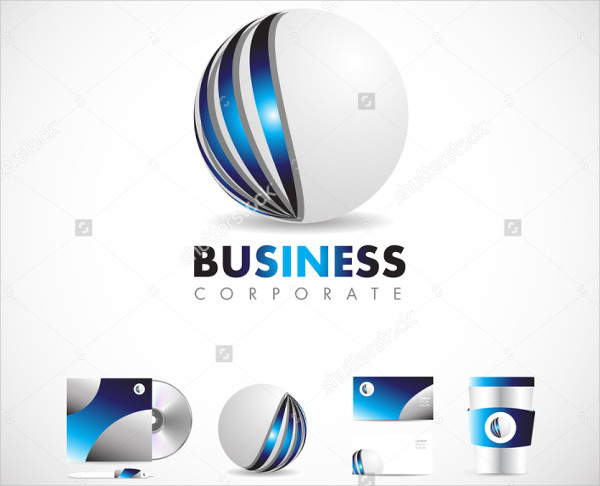 personalized corporate business logo