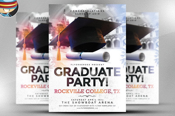 printable graduation party invitation2