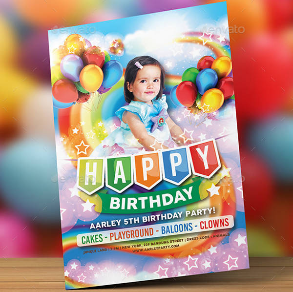 printable kids birthday invitation1
