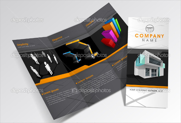 -Professional Corporate Brochure