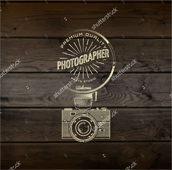 Professional Fashion Photography Logo
