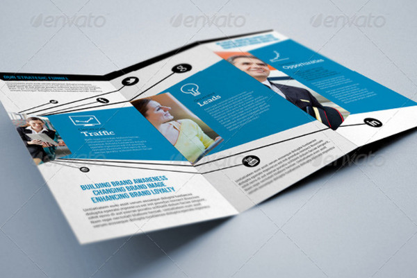 -Professional Marketing Brochure