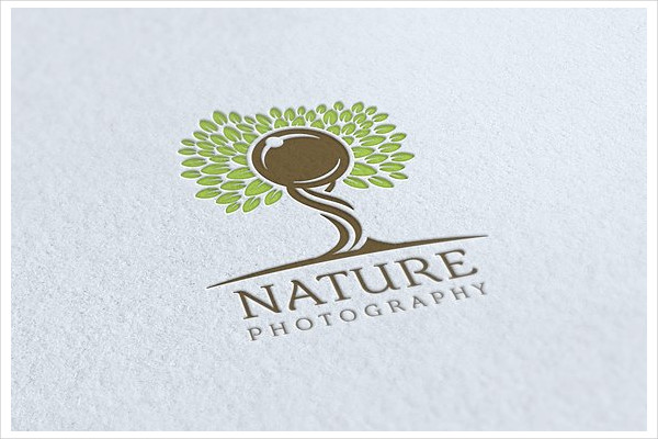 -Professional Nature Photography Logo