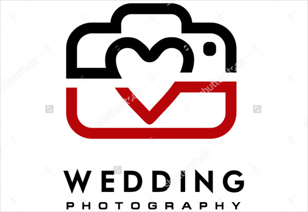 -Professional Wedding Photography Logo