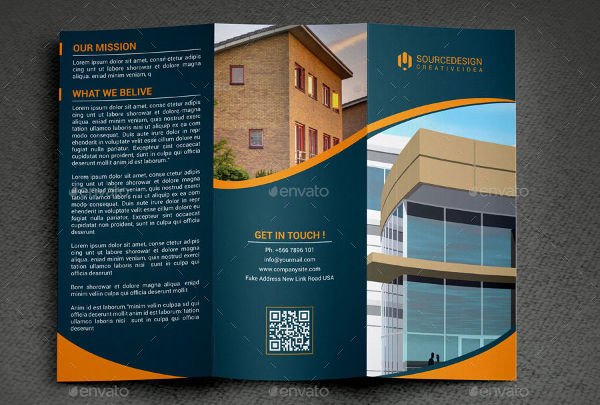 36  real estate brochure designs  u0026 examples