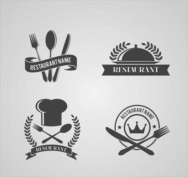 rustic cafe restaurant logo