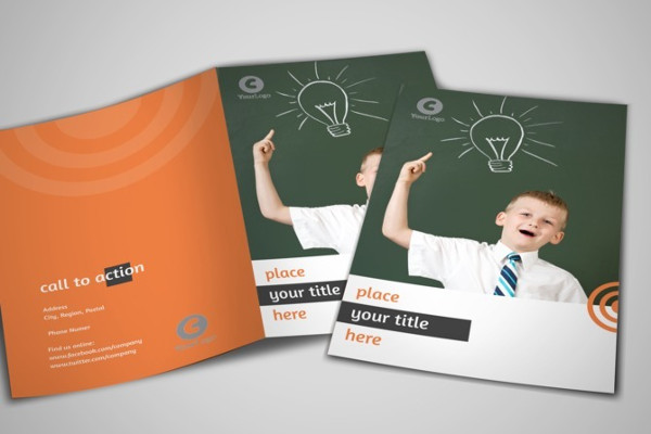 -School Bifold Brochure