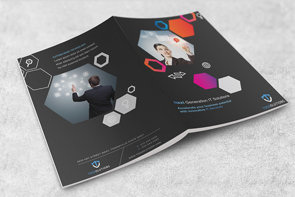 -Security Company Brochure