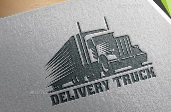 semi trucking company logo