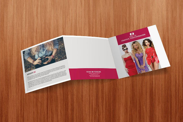 -Square Photography Brochure
