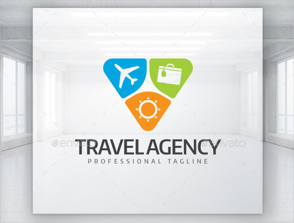 travel agency company logo