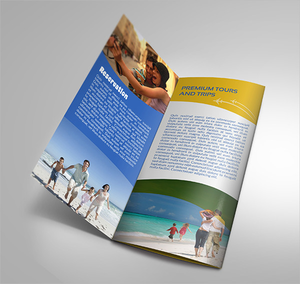 free 35  examples of company brochure design in psd
