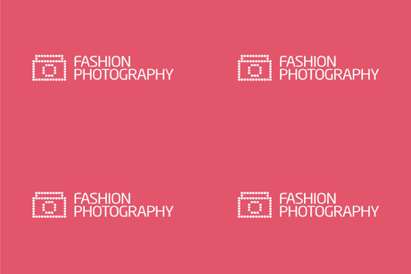 -Typography Fashion Photography Logo