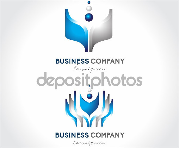 unique corporate branding logo