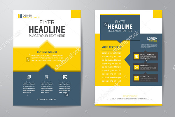 -Vector Business Brochure