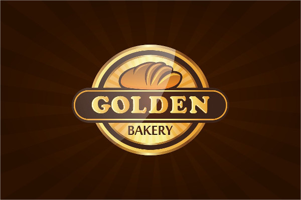 Vintage Bakery Business Logo