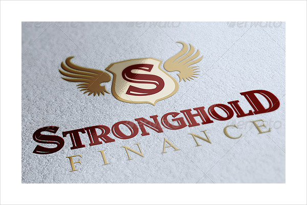 vintage corporate finance logo