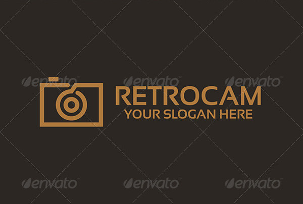 -Vintage Event Photography Logo