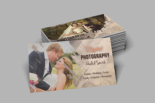 wedding photography business card1