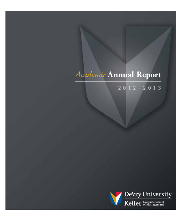 annual academic report1