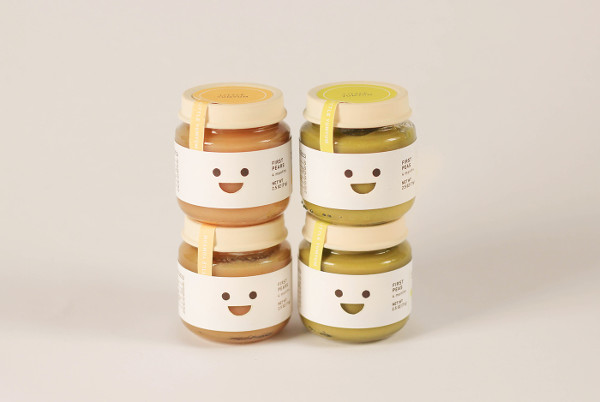 Baby Food Product Packaging
