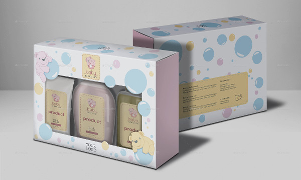 Baby Product Packaging
