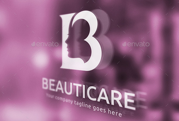 beauty business logo design