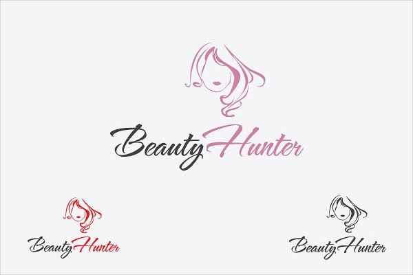 -Beauty Salon Logo
