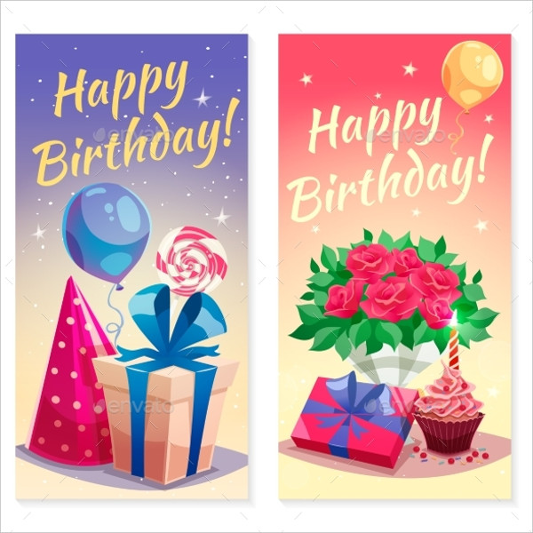 Birthday Party Banner Example