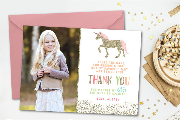 30 Thank You Card Designs And Examples