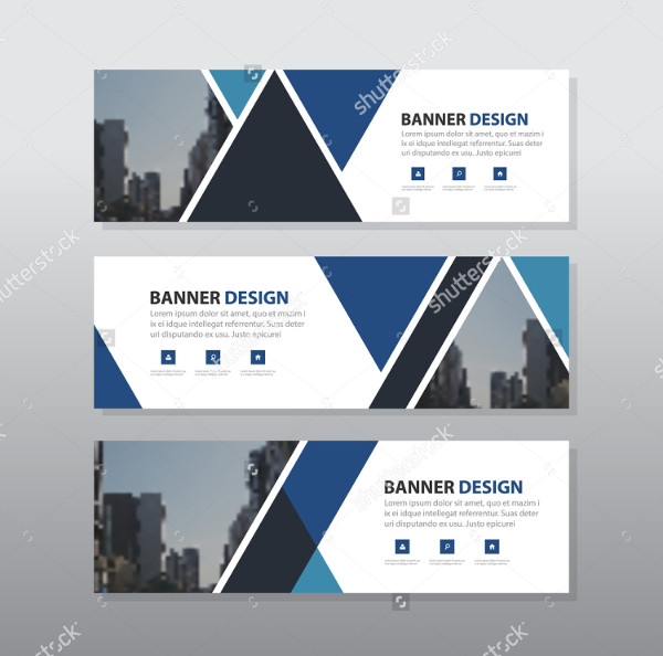business advertising web banner