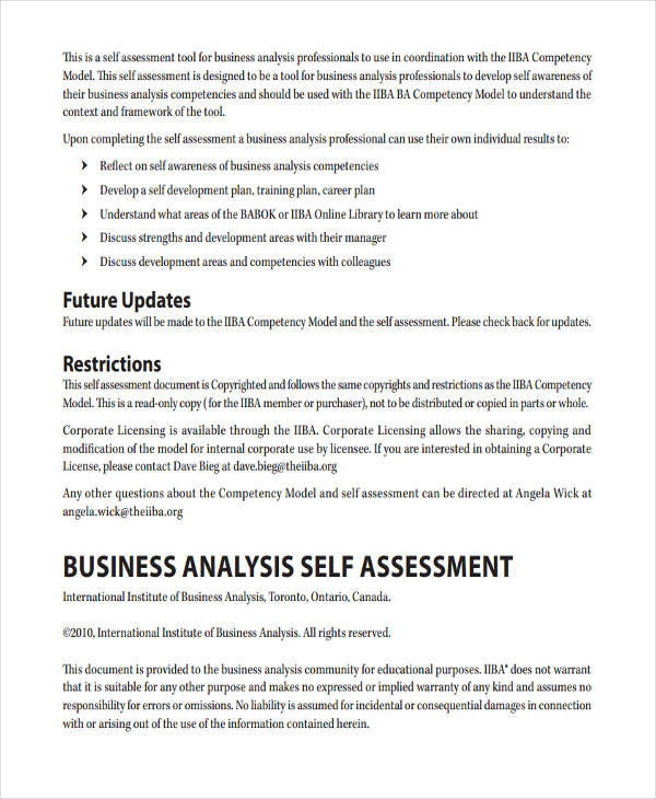 Assessment Example Assessment Plan Template Sample Sample
