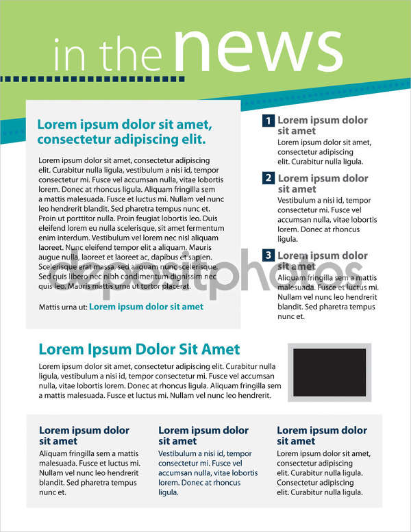business newsletter2