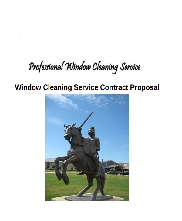 cleaning proposal1