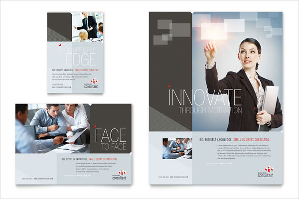 corporate business advertisement design