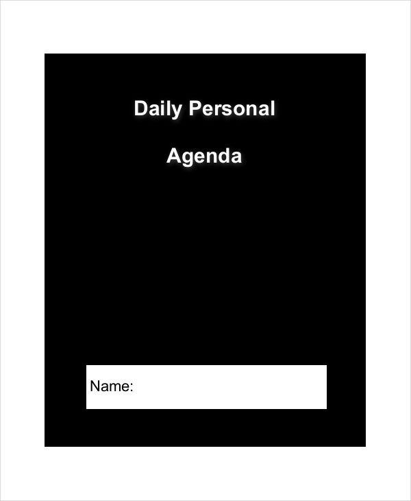 daily personal
