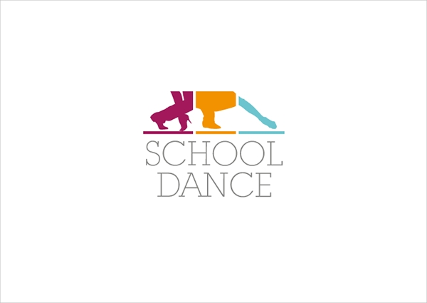 Dance School Logo